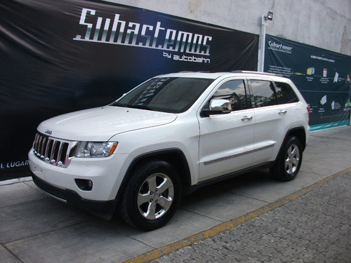 jeep grand cherokee limited premium 4x4 2011