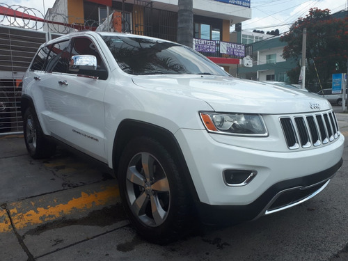 jeep grand cherokee limited v-6 impecable 2014