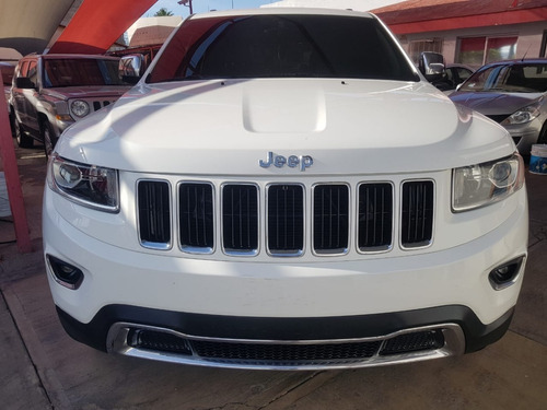 jeep grand cherokee limited v6 2014 jalisco