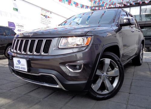 jeep grand cherokee limited    v6 4x2  mod. 2016