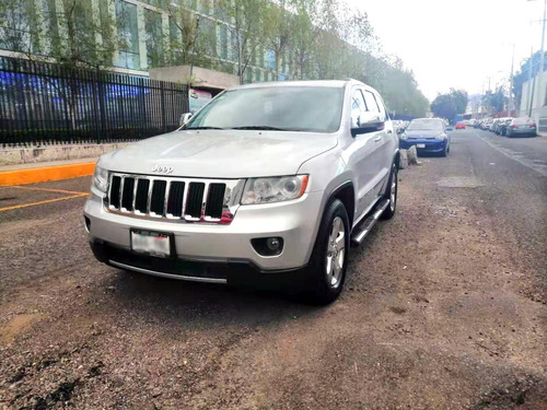 jeep grand cherokee limited v6 4x2 quemacocos automatica