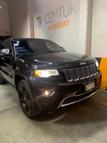 jeep grand cherokee limited v8 2015 blindada nivel 3