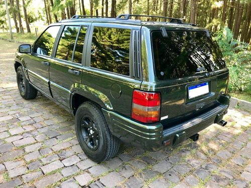 jeep grand cherokee limited v8 5.2 4x4 / excelente estado