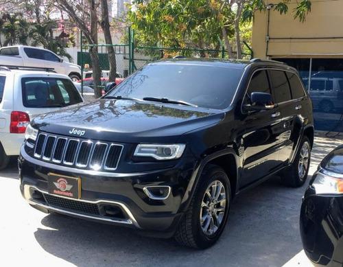 jeep grand cherokee limited v8 5.700cc 2015