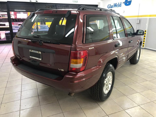 jeep grand cherokee limited v8