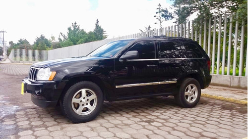 jeep grand cherokee limited v8 power tech 4x2 at