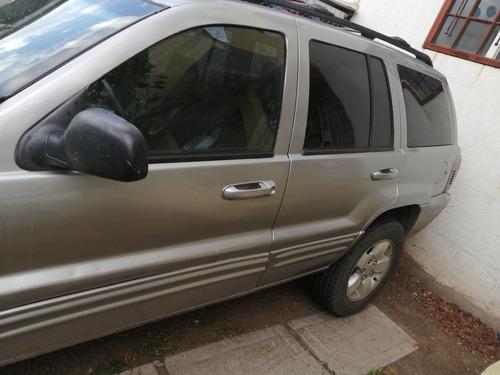 jeep grand cherokee limited v8 quadra drive 4x4 at 2001