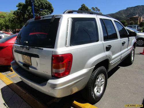 jeep grand cherokee limited wj 4.7 at