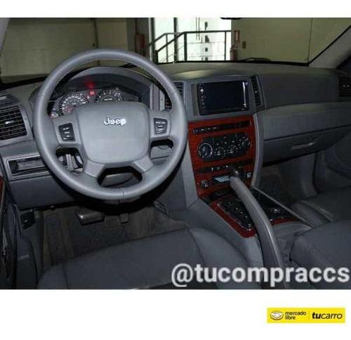 jeep grand cherokee limted-automática