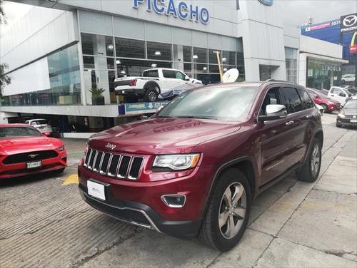 jeep grand cherokee limted lujo v6 2016