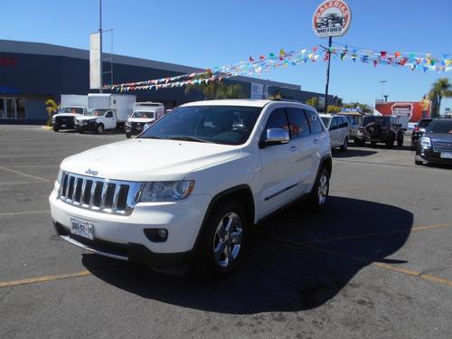 jeep grand cherokee lomited premier 2011