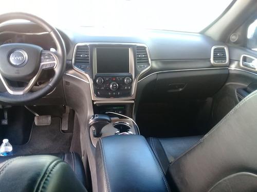 jeep grand cherokee ltd lujo v8 con blindaje nivel 3 plus