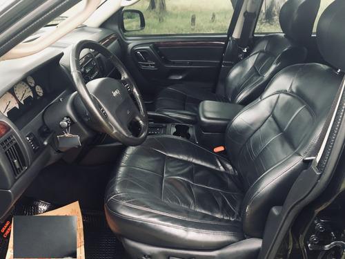 jeep grand cherokee maradona vendo o permuto mayor valor