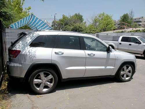jeep grand cherokee  new grand cherokee 4x4 5.7 aut 2013