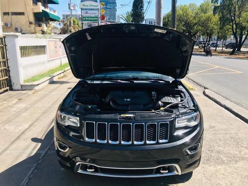 jeep grand cherokee oveland 2015