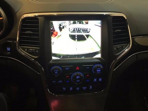 jeep grand cherokee overland 0km 2017 linea nueva