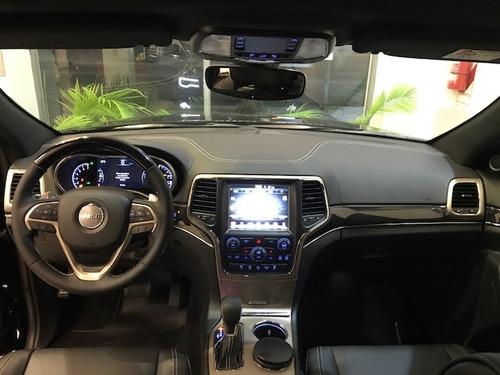jeep grand cherokee overland 2017 autodrive