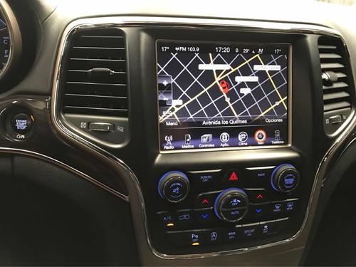 jeep grand cherokee overland 2018 3.6 286hp at 8vel