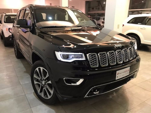 jeep grand cherokee overland 2018 autodrive contado