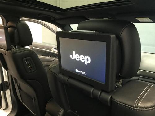 jeep grand cherokee overland 2019