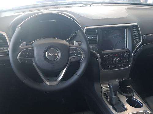 jeep grand cherokee overland 3.6 2020 oportunidad 0km