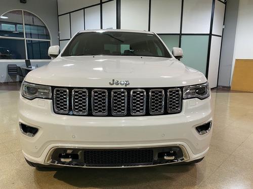 jeep grand cherokee overland 3.6 at 0km