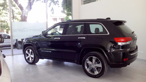 jeep grand cherokee overland 3.6 at8 0km sport cars la plata