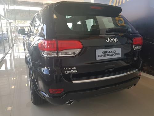 jeep grand cherokee overland 3.6 l v6 - linea nueva 2020 0km