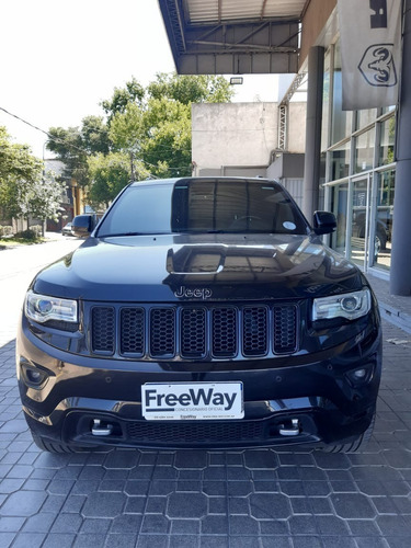 jeep grand cherokee overland 3.6 modelo 2017