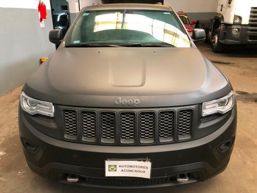 jeep grand cherokee overland 3.6 v6 `14