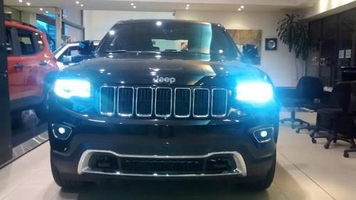 jeep grand cherokee overland 3.6l atx 0 km 2017 ei