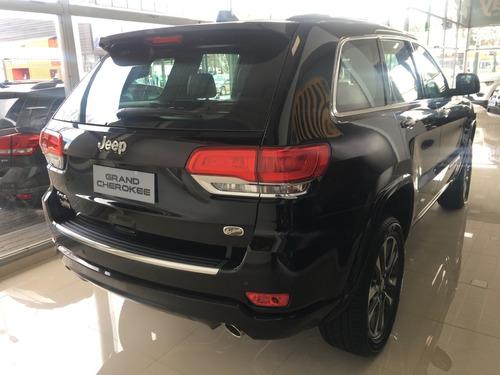 jeep grand cherokee overland 3.6l negra 2020 no limited