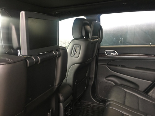 jeep grand cherokee overland 3.6l negra 2020 venta online