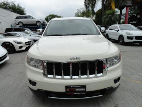 jeep grand cherokee overland 4x4 2011
