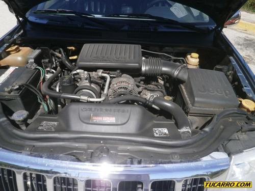 jeep grand cherokee overland 4x4 - automatico
