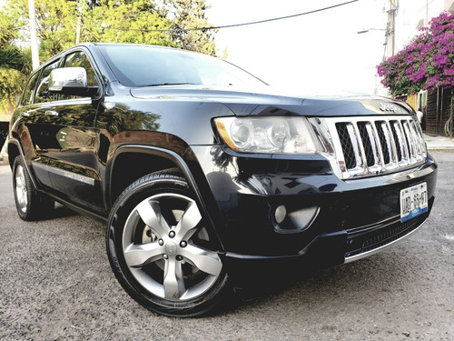 jeep grand cherokee overland 4x4 mt 2011