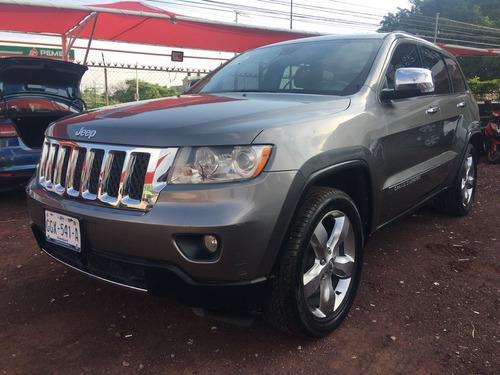 jeep grand cherokee overland 4x4 mt 2012