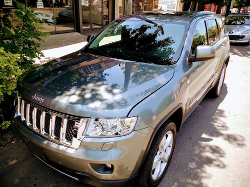 jeep grand cherokee overland automatic