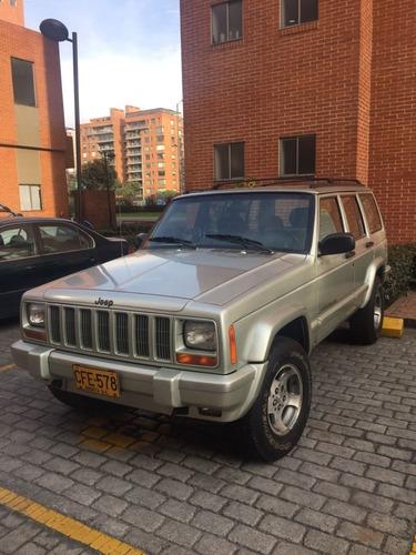 jeep grand cherokee segunda serie 1998