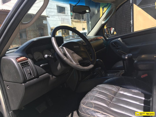 jeep grand cherokee sport wagon 4x4 automatica
