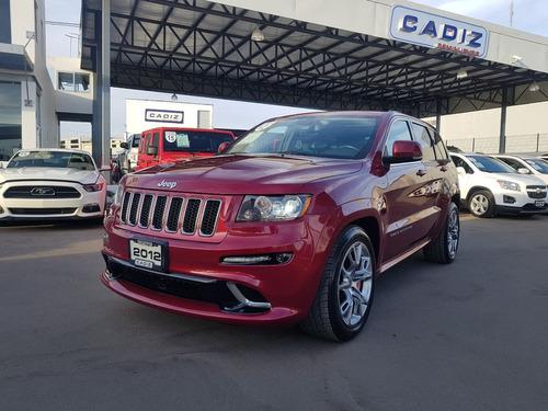 jeep grand cherokee srt 2012