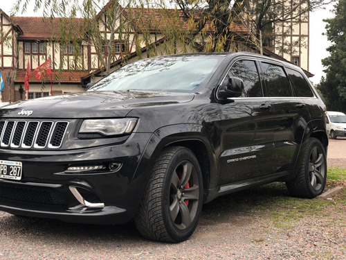 jeep grand cherokee srt 6.4