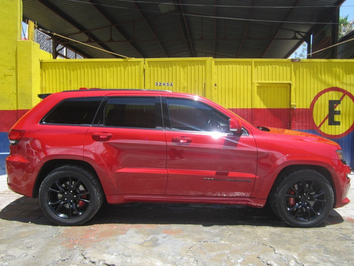 jeep grand cherokee srt-8 2014
