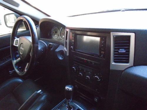 jeep grand cherokee srt-8 4x4 factura de agencia