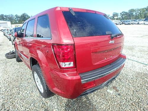 jeep grand cherokee srt8 2006 se vende solamente en partes