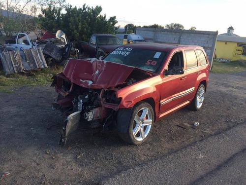 jeep grand cherokee srt8 2010 solo por partes