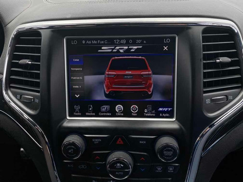 jeep grand cherokee srt8 2014 v8 6.2 481 hp qc gps 7 vel