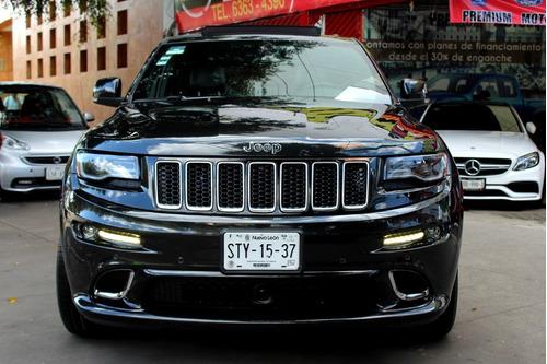 jeep grand cherokee srt8 2016