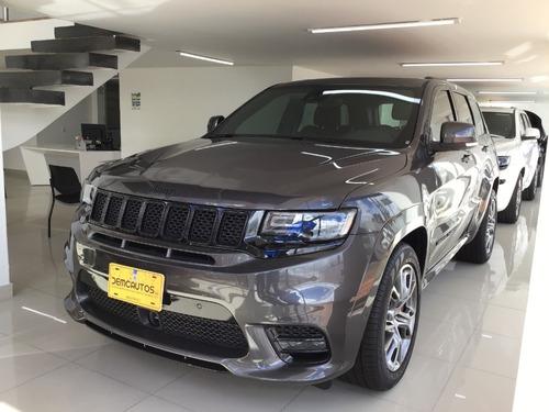 jeep grand cherokee srt8 2019 gris granito 400km