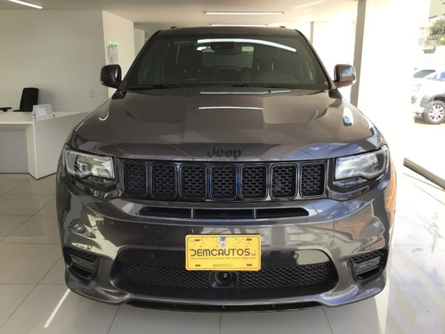 jeep grand cherokee srt8 2019 gris granito